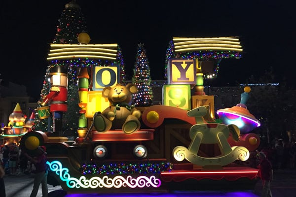 Universal Studios Florida - Parade Lighting